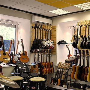 Музыкальные магазины Белого Городка