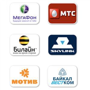 Операторы сотовой связи Белого Городка