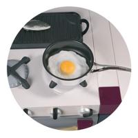 Кафе-пиццерия PiuDelCibo - иконка «кухня» в Белом Городке